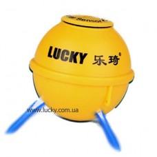 Круглый датчик для беспроводного эхолота lucky