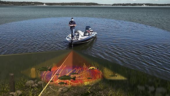 беспроводные эхолоты для рыбалки